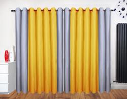 Curtains by cushion mania