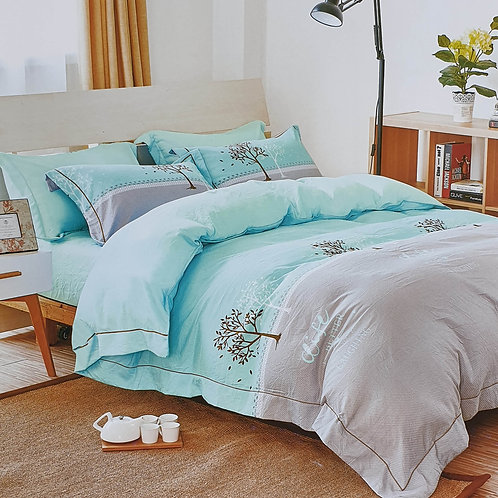 Duvet Cover set 90 GSM quality Double King size Laughing