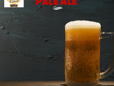 New Brew! Beerfest Pale Ale!