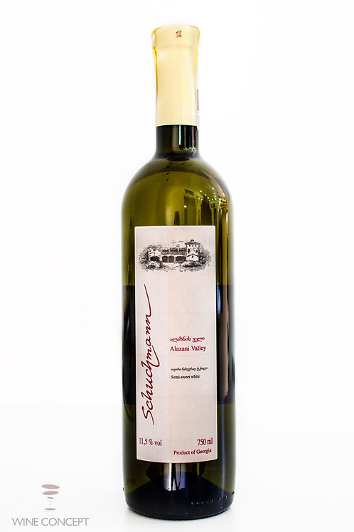 Georgia Alazani Valley (White Semi sweet wine) 750ml