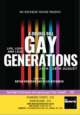"""Gay Generations:  """"A Certain Term""""   """"I F_____n Love You"""""""