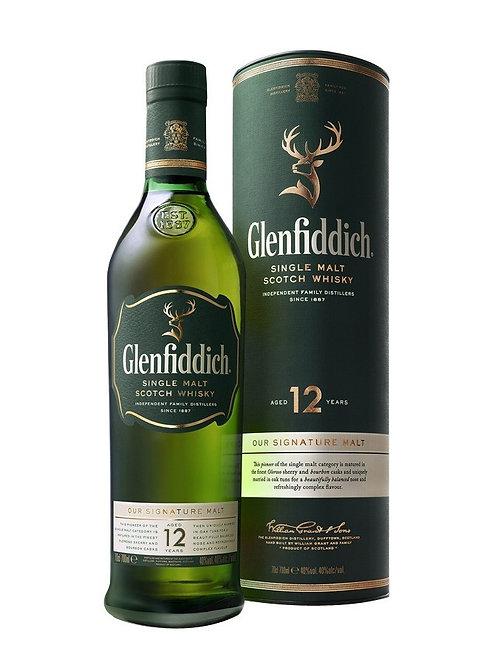 Glenfiddich 12 Year Old 750ml