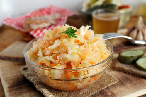 Cabbage pickled (500 gramm) (квашенная капуста)