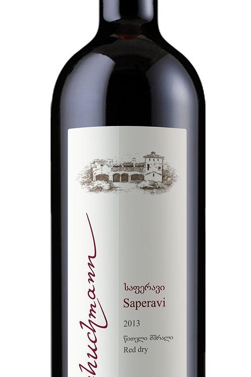 Georgia Saperavi (Red dry wine) 750ml