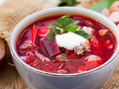 Borsh Russian Soup