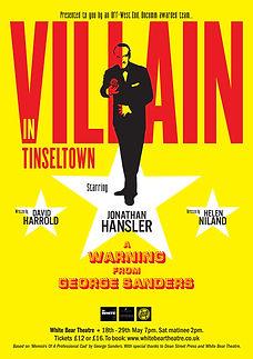 Villain in Tinseltown