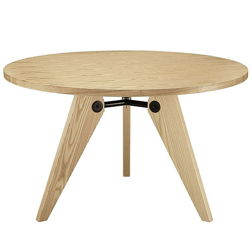 LAUREL DINING TABLE IN NATURAL