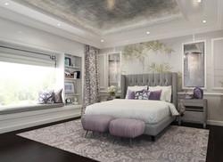 Lavender Bedroom