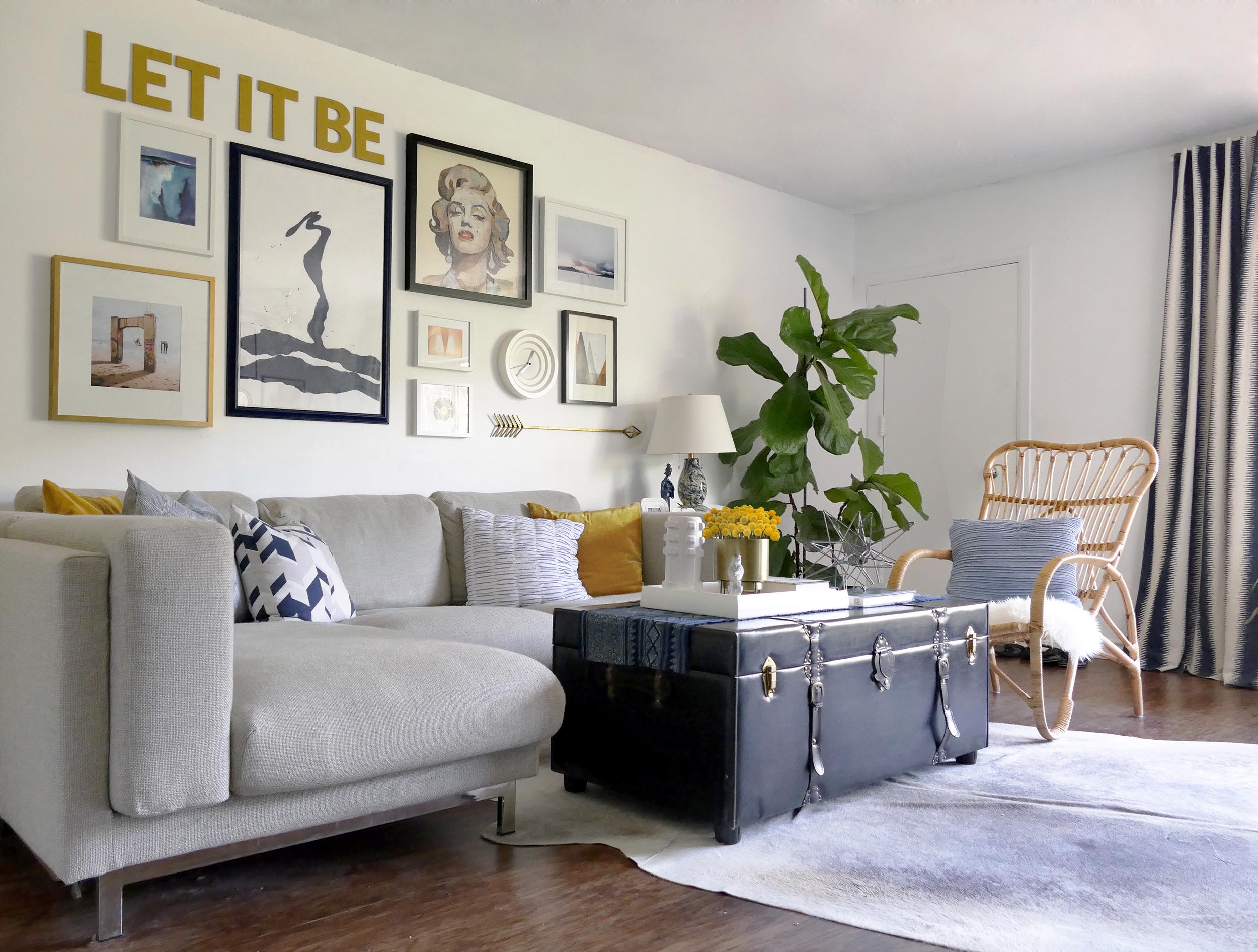 Electic Living Room