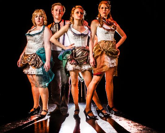 A Bronte Burlesque 2014