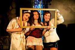 Tudor Queens: A Burlesque