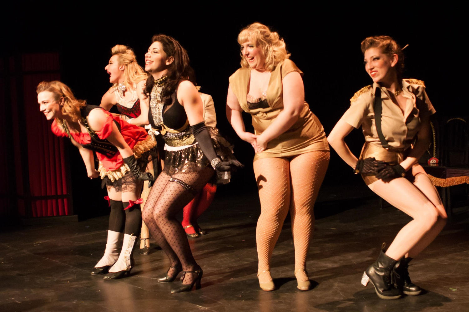 Tudor Queens: A Burlesque