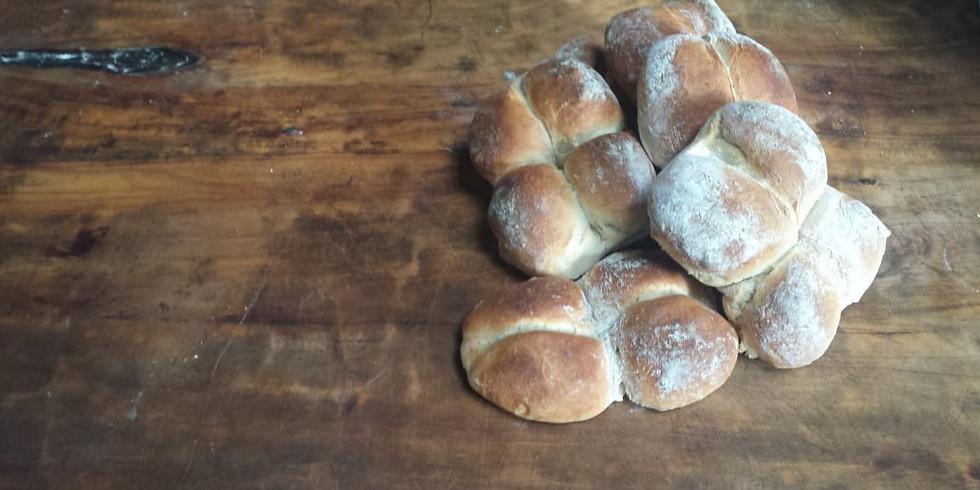 Taller de Panadería Artesanal | Marraqueta