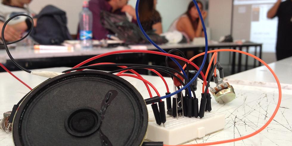 Taller Oscilador Reactivo a la Luz: Diseño y electrónica para niños y grandes