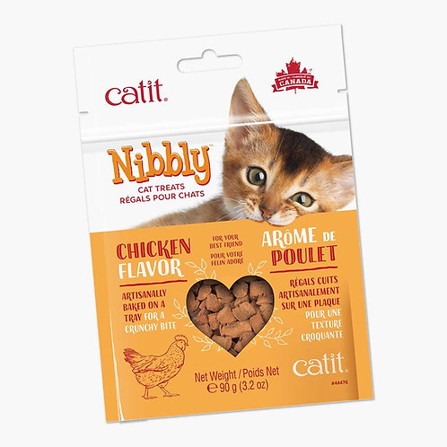 Catit Nibbly Cookies 90g Chicken