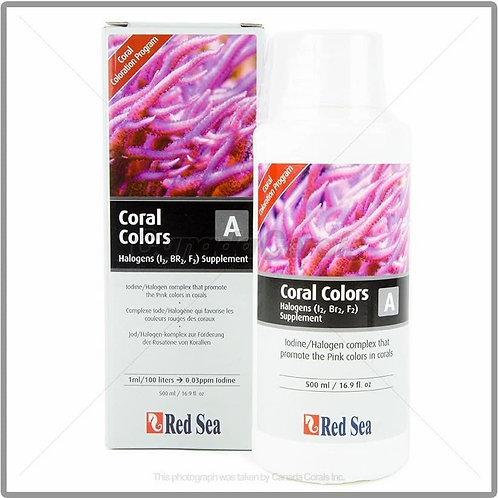 Red Sea - Reef Coral Colors A - 500ml