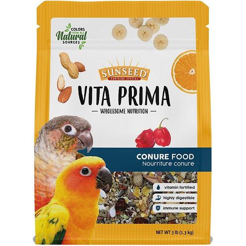 Sunseed Vita Prima Conure Food - 3lb