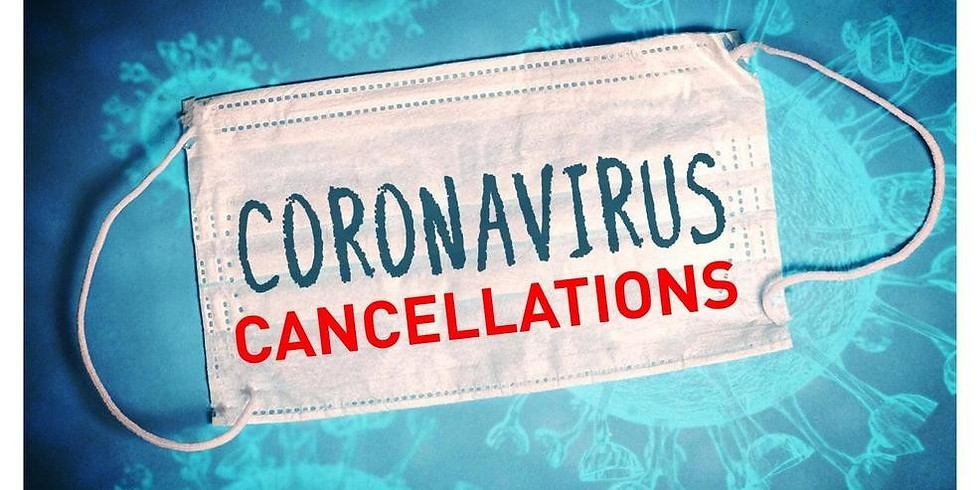 NO EVENTS DUE TO COVID-19