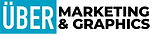 Uber Marketing & Graphics Logo
