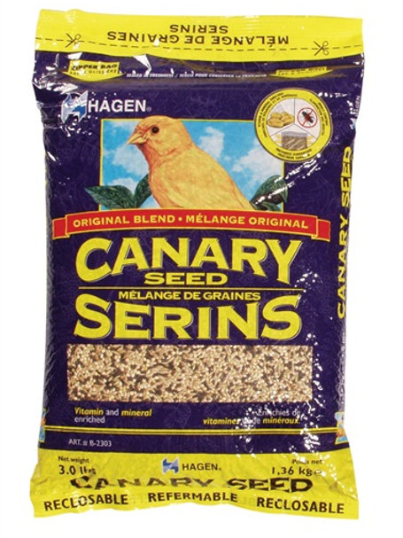 Hagen Canary Seed - 3lb