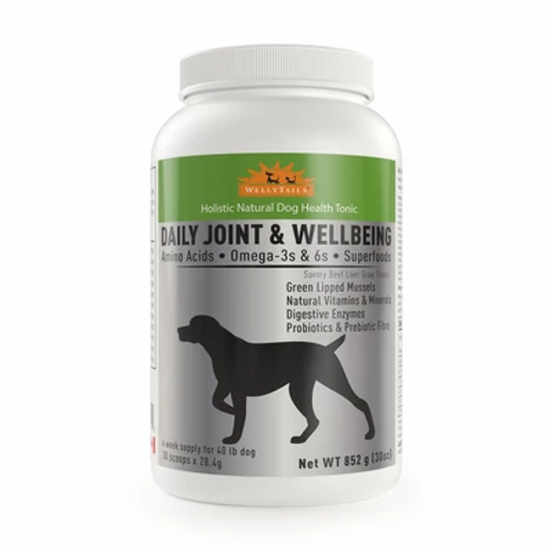 WellyTails - Daily Joint & Wellbeing 852 grams (30 oz.)