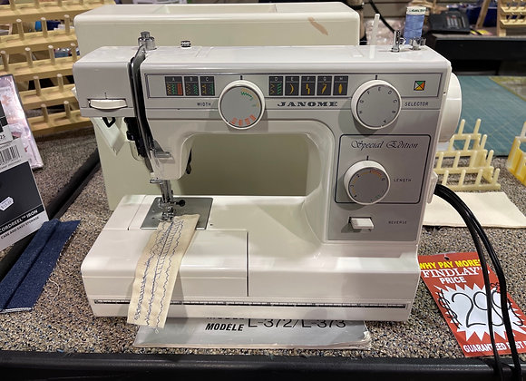 Janome L-372 Special Edition