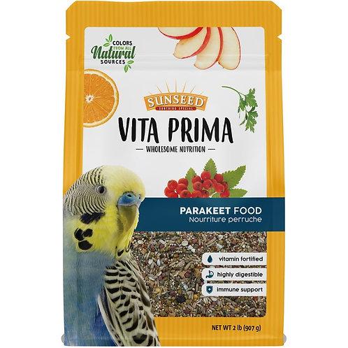 Sunseed Vita Prima Parakeet Food - 2lb