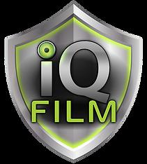 IQ Film & Vinyl Specialists Logo