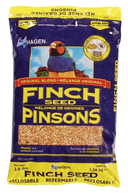 Hagen Finch Seed - 3lb