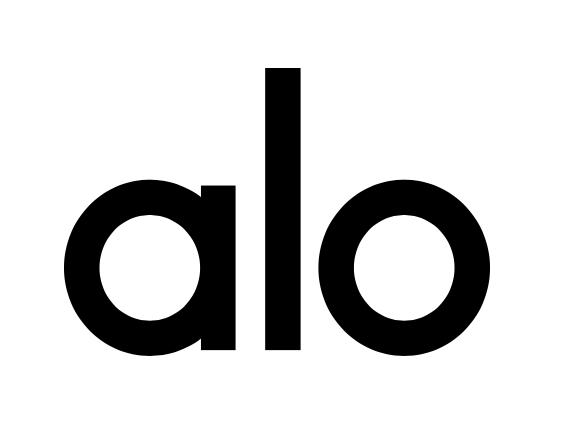 alo activewear log
