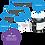 Thumbnail: Cyclo UV Portable UVC Air Purifier - PUV310C/PUB310A
