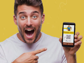 Share your business with QR codes on your phone