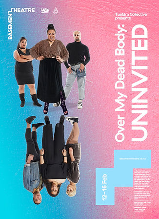 Uninvited Poster