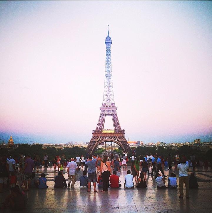 MINIA CHI NEI TSANG PARIS