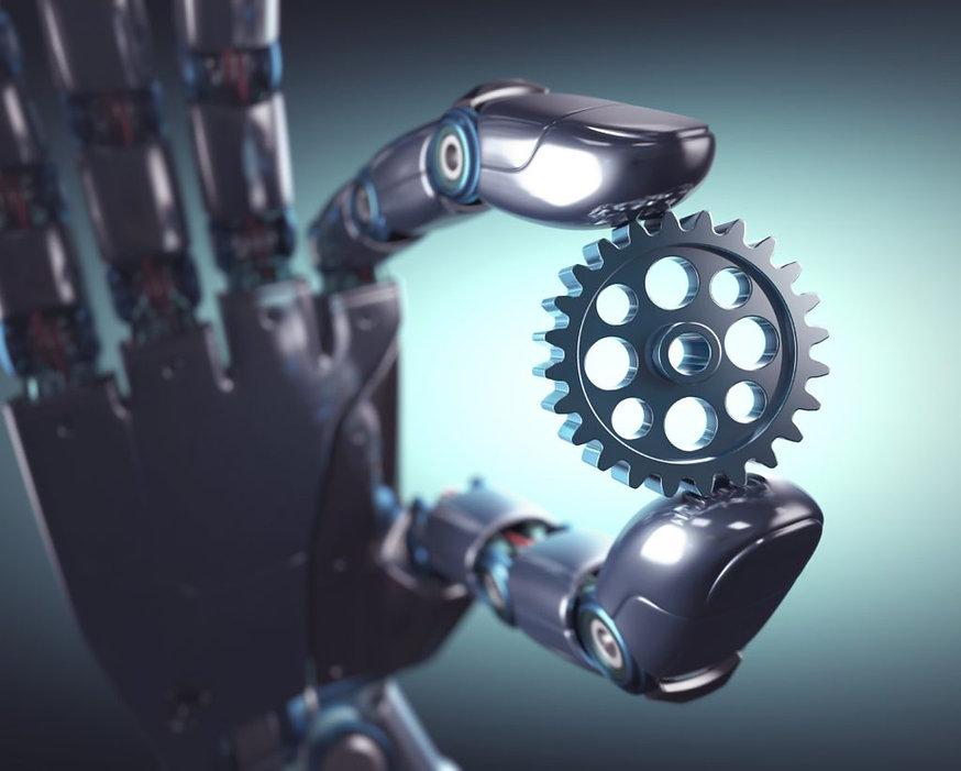 Robotic Hand With Gear.jpg
