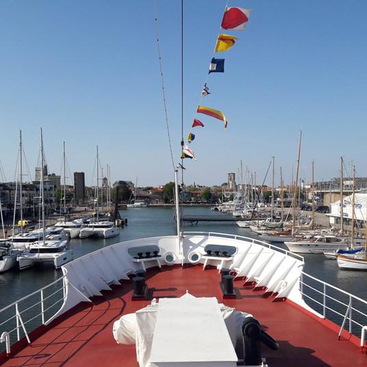 Terre en Vue - Musée maritime de La Rochelle