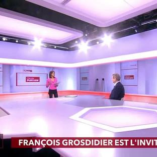 Floran Vadillo - On Va Plus Loin - Public Sénat - 29 janvier 2019