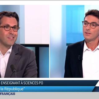 Floran Vadillo et Alexandre Papaemmanuel - Le Monde en Français - TV5 Monde - 17 septembre 2019