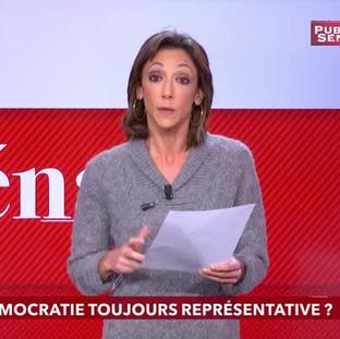 Floran Vadillo - On Va Plus Loin - Public Sénat - 03 décembre 2018