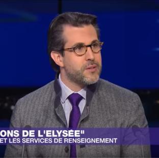Floran Vadillo - Intelligence Economique - France 24 - 04 mars 2020