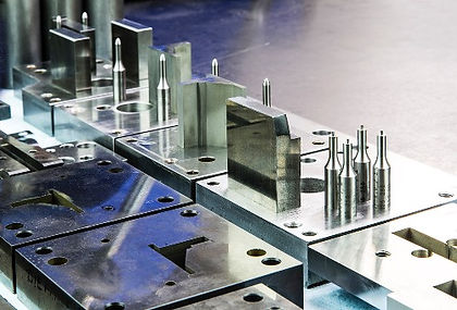 Precision tool and die manufacturing parts