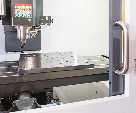 CNC machining milling die set Vortool