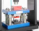 Custom multi tip punchplastic lid stamping tool and die