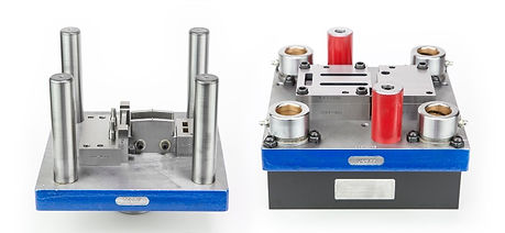 Precision metal stamping die manufacturing