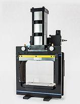 Box frame pneumatic shop air punch press Canada