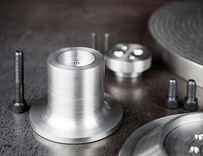 Metal spinning die part manufacturing