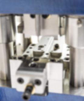 Metal stamping die by Vortool Manufacturing