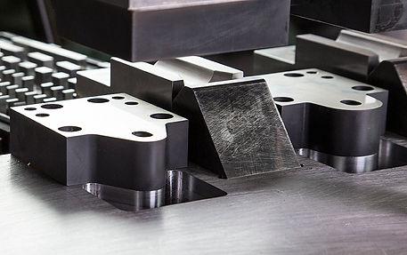 CNC machining milling at Vortool