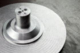 Metal spinning die