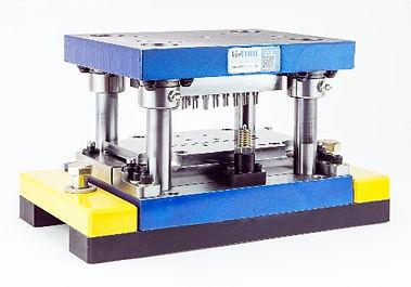 Custom sheet metal stamping tool and die design